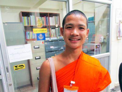 Thailandese Monk
