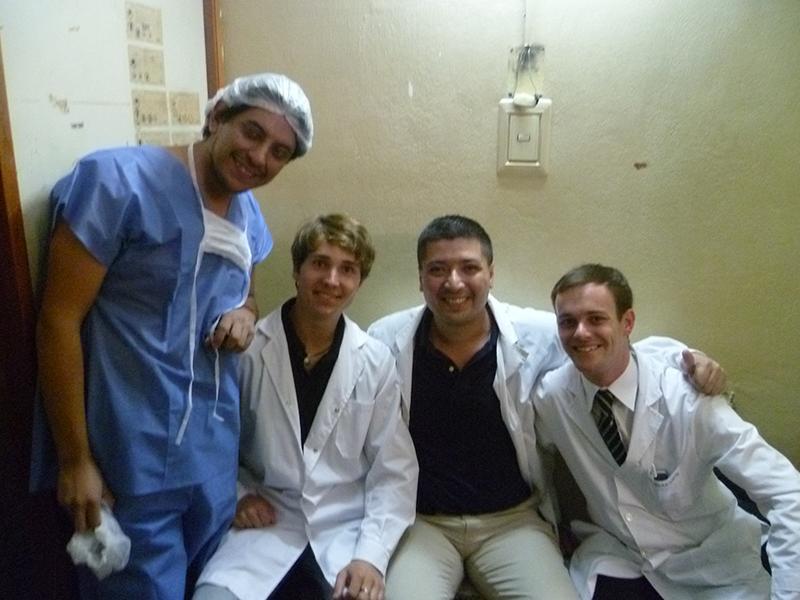 Argentinische Ärztekolligen