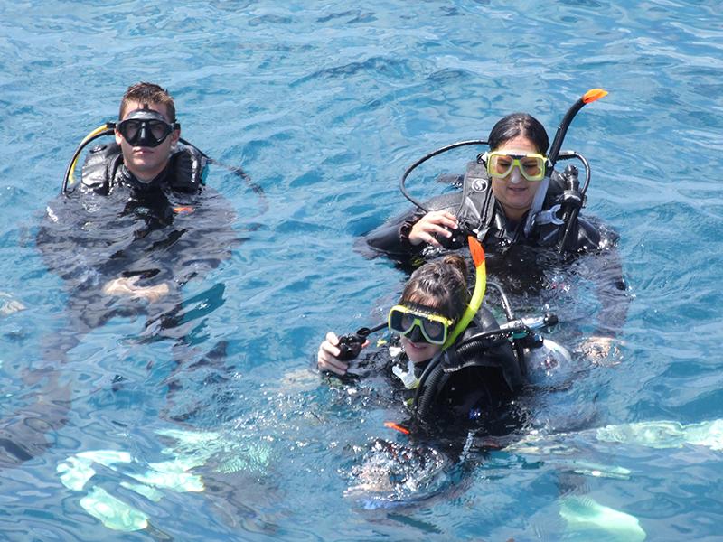 Tauchen bei Cairns